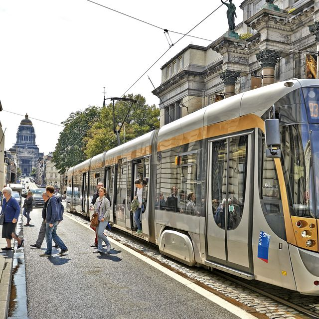 Transport in Brussels