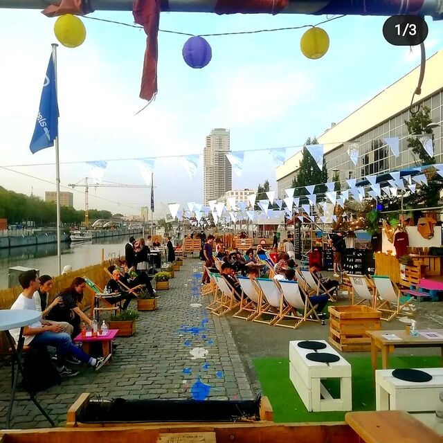 Summer in Brussels : 48 hours with friends