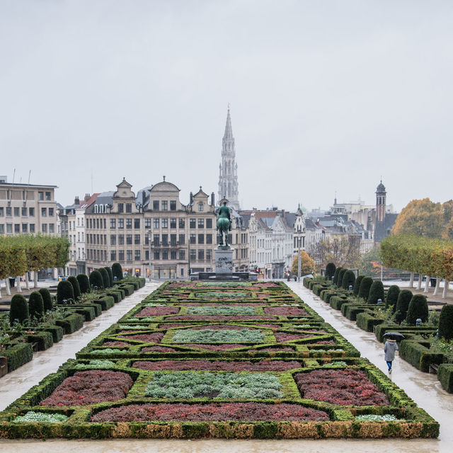 5 activities for a rainy day in Brussels