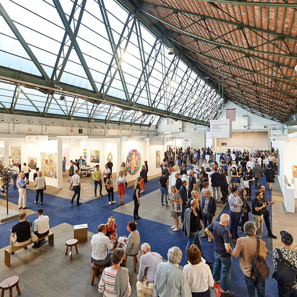 Contemporary Art in Brussels: major events in 2019 | Visit