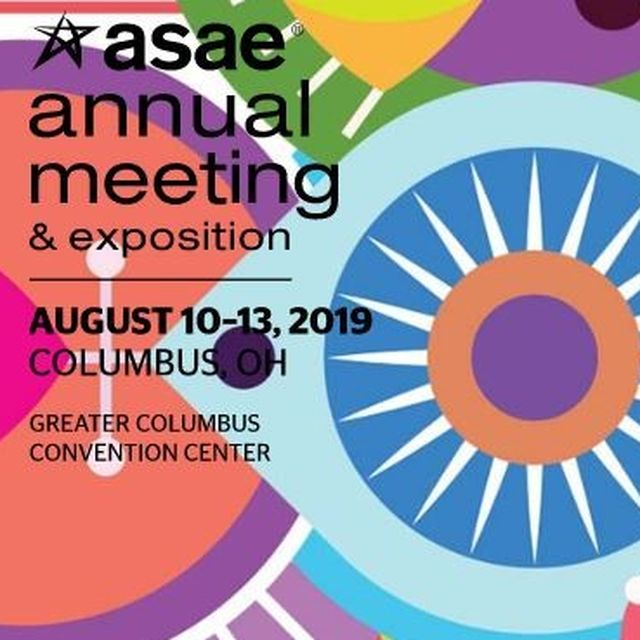 visit.brussels present at ASAE Annual Meeting 2019
