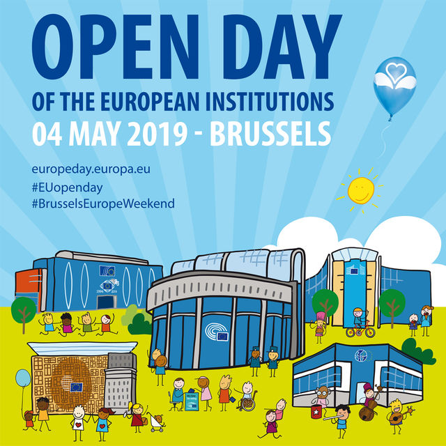 Open Day of the European Institutions