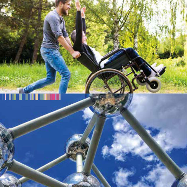 Accessible museums and tourist attractions in Brussels