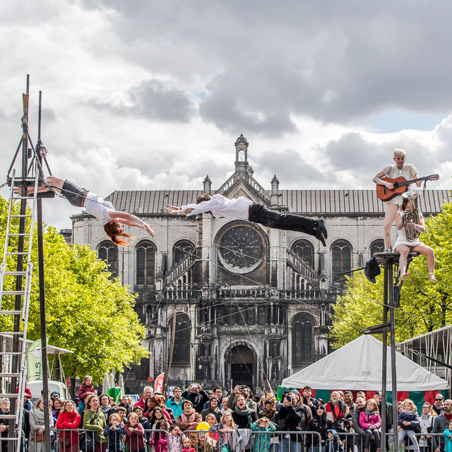 Unmissable shows and events in Brussels
