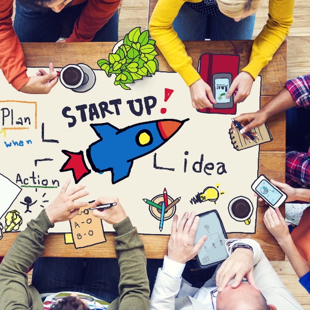 Brussels, city of choice for start-ups