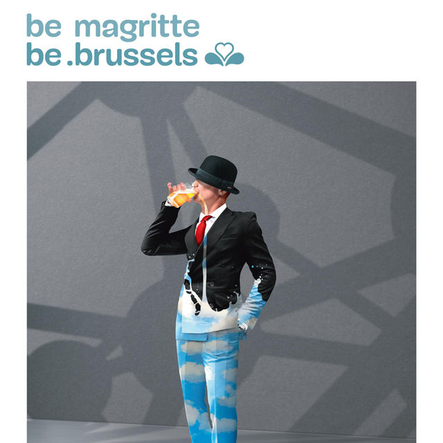 Brochure be magritte