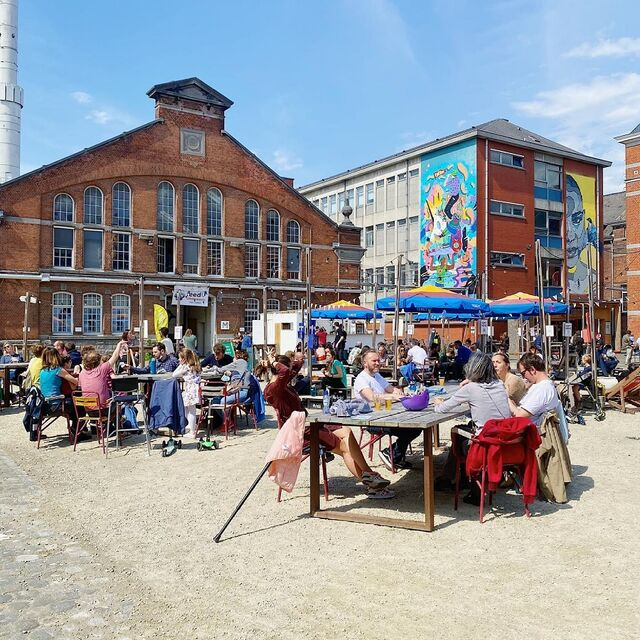 From factory building to cultural factory: these hotspots are not to be missed (part 1)