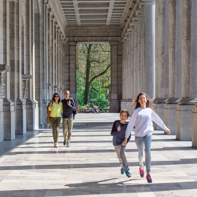 48 hours in Brussels with your family