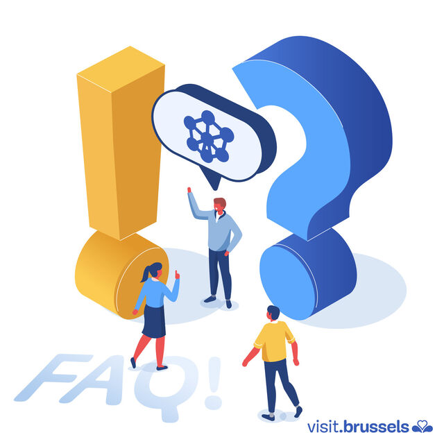 Organising an Event in Brussels: Frequently Asked Questions (FAQs)