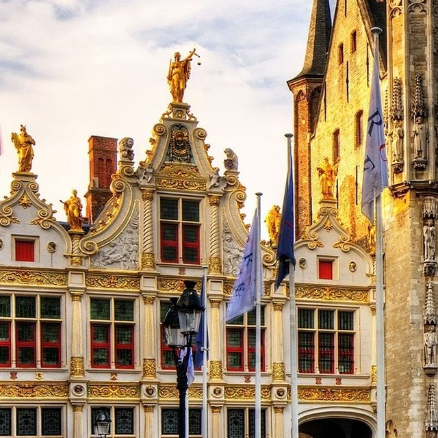 Ghent + Bruges (Brussels City Tours