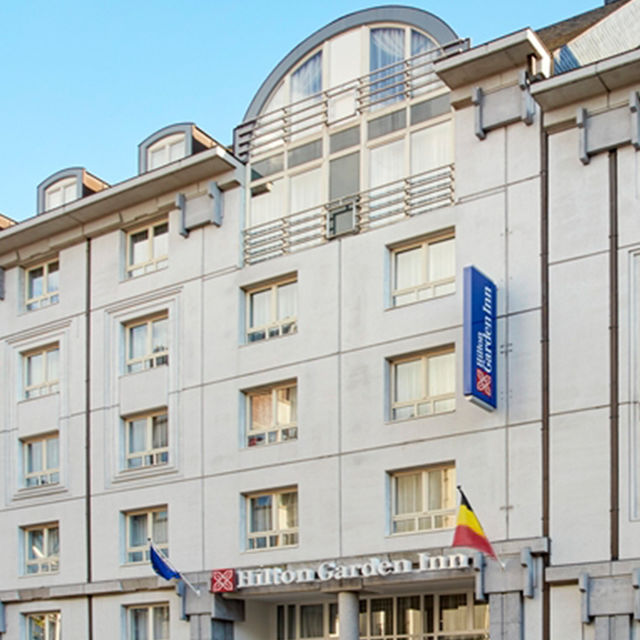Hilton Garden Inn recently opened its first hotel in Belgium