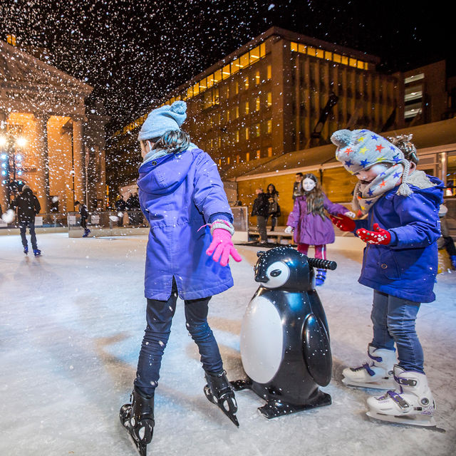 The best winter activities for children in Brussels