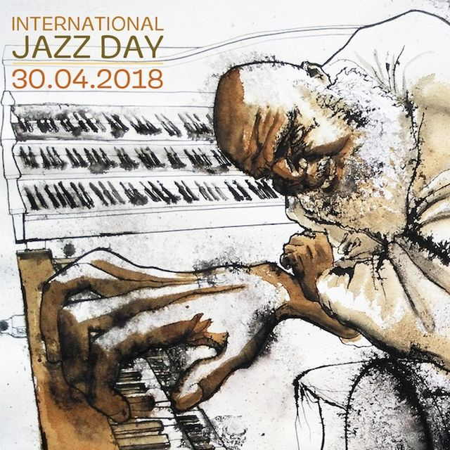 International Jazz Day Brussels