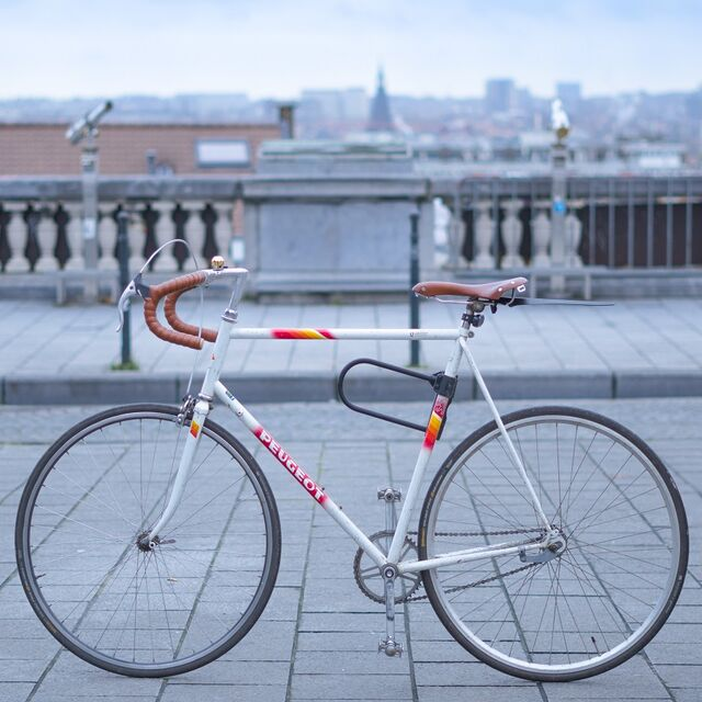 Our pick of Brussels' bike shops