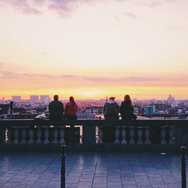 The best views in Brussels