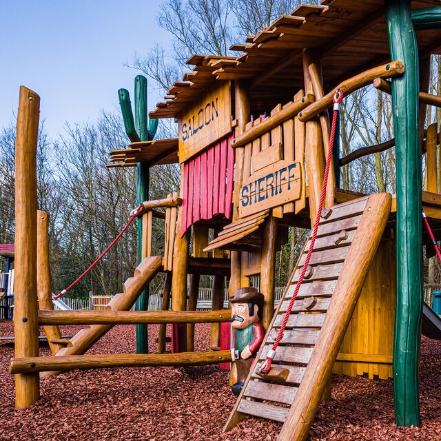The top 5 playgrounds in Brussels