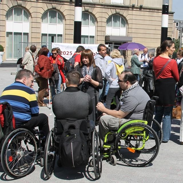 Visites guidées accessibles