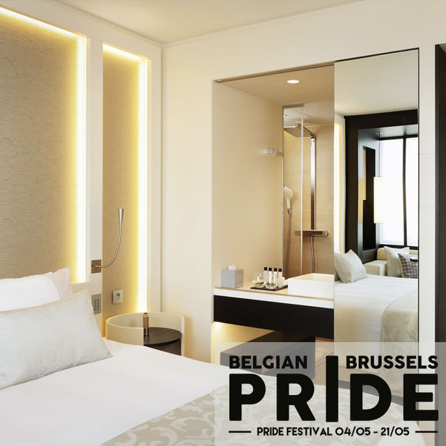 The Hotel. Brussels - the height of style