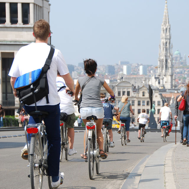 Sustainable September in Brussels: major events