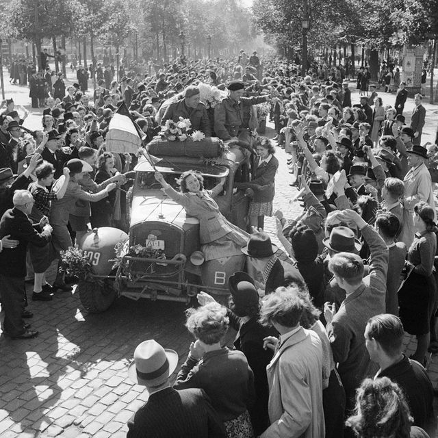 The Second World War and the liberation of Brussels