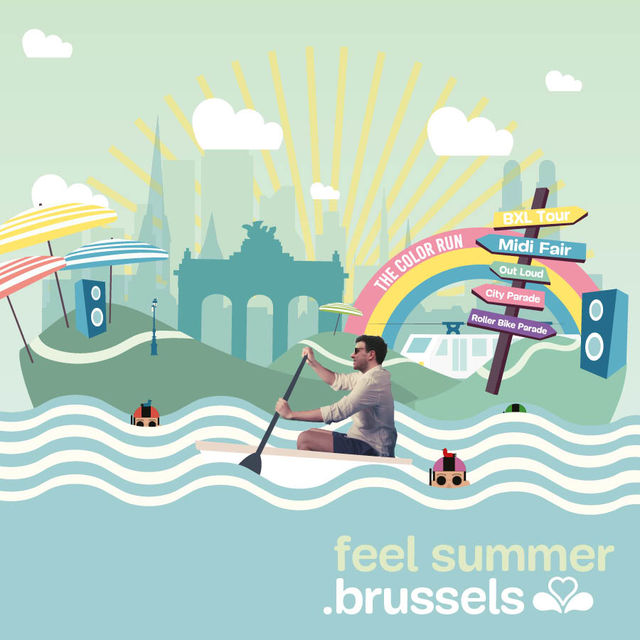 Don't miss any of Brussels' best events