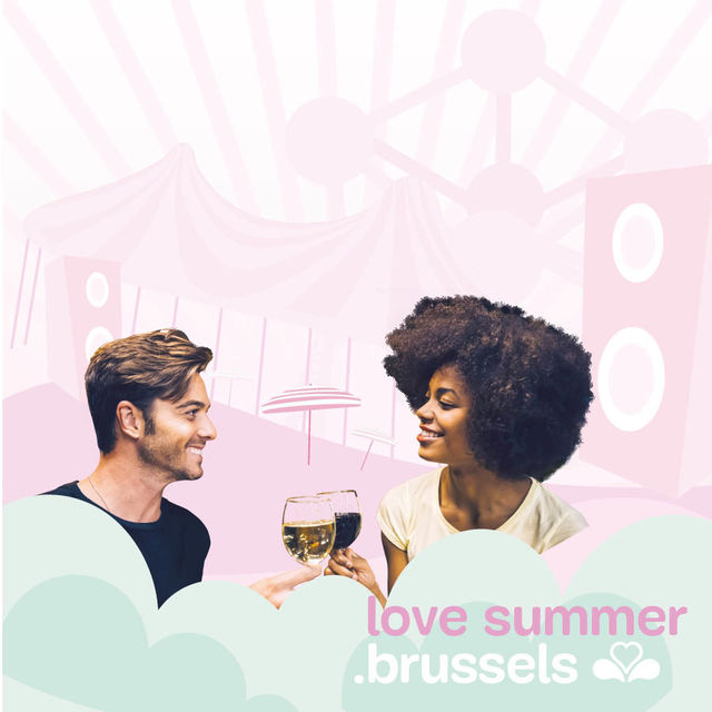 Brussels makes your heart beat