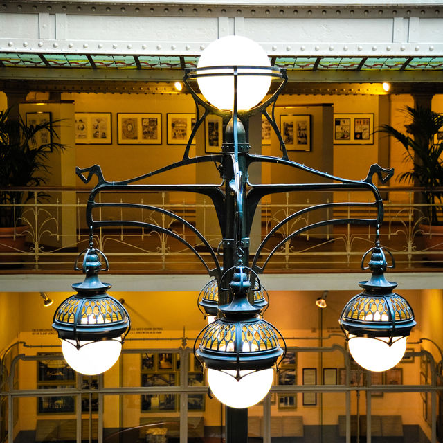 10 must-visit world-class Art Nouveau buildings in Brussels!