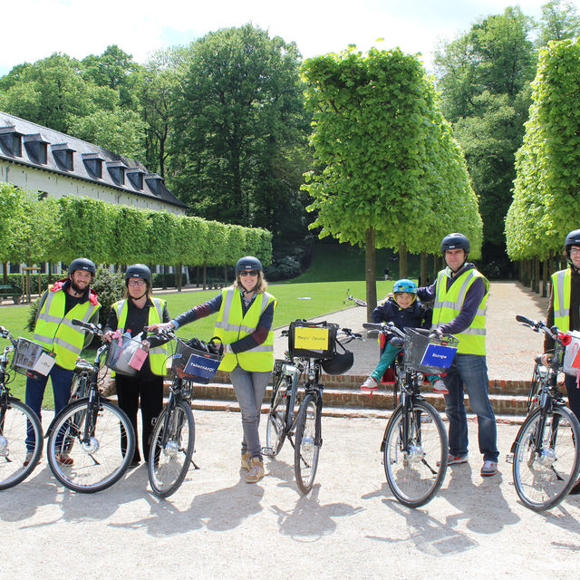 Brussels by e-bike!