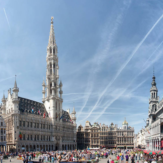 Brussels' unmissable guided tours