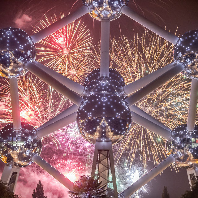 So you don't know how to celebrate New Year in Brussels?