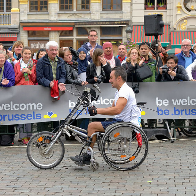 """Brussels for All"" : a leading guide for accessibility of touristic places"