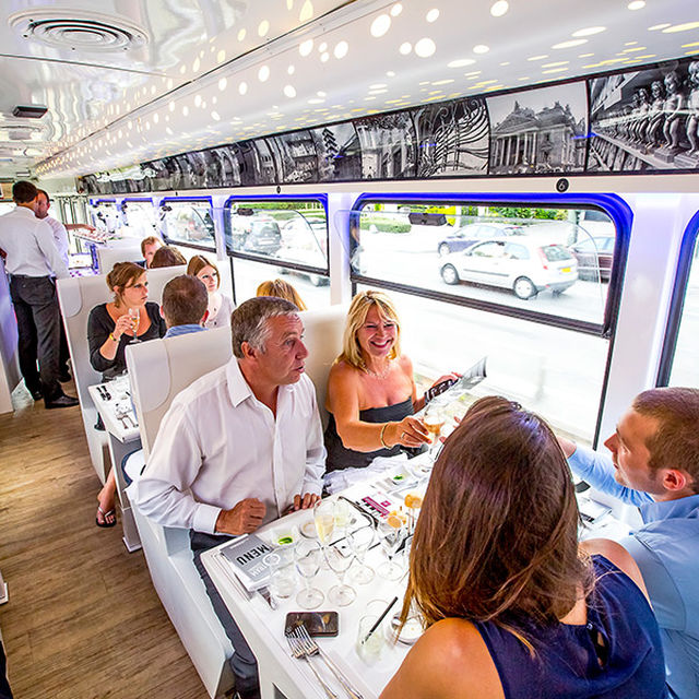 "The new ""Tram Experience"" season features Belgium's culinary heritage"