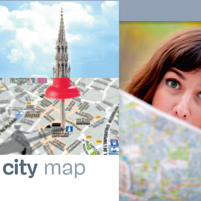 Brochure City Map