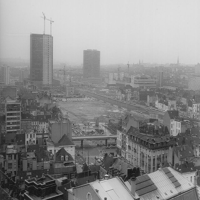 Brussels and its heritage: a tumultuous relationship
