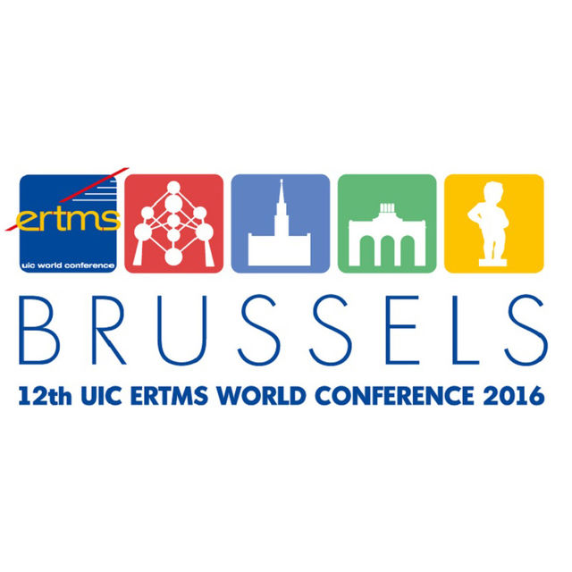 12th UIC ERTMS World Conference 2016