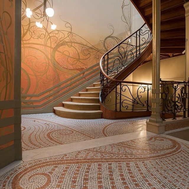 Art Nouveau : From the Spring to the Ponds