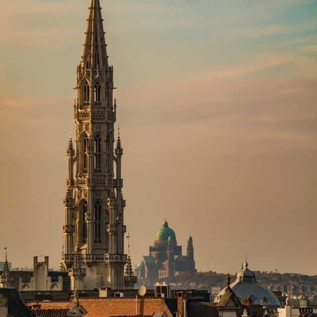 Brussels – Grand City Tour