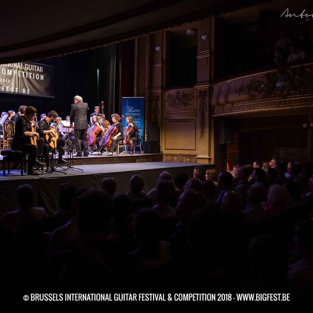 Brussels International Guitar Festival & Competition