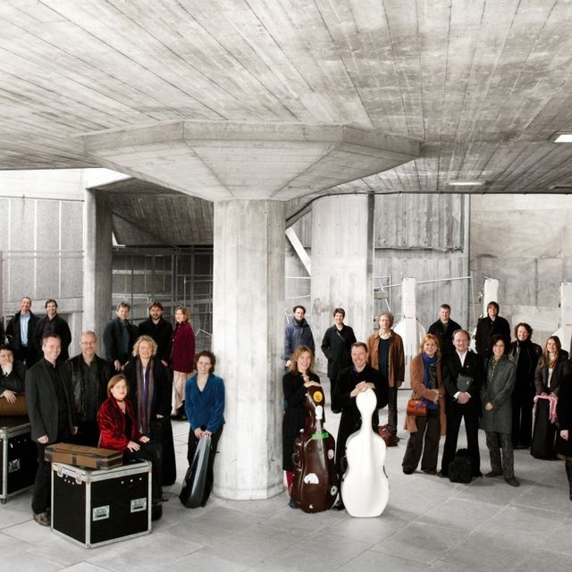 Chamber Orchestra of Europe - Collegium Vocale Gent :: © Chamber Orchestra of Europe © Richard Haughton