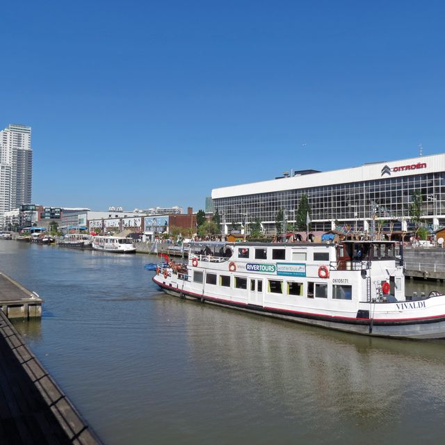 Boat trip Brussels in 1 hour