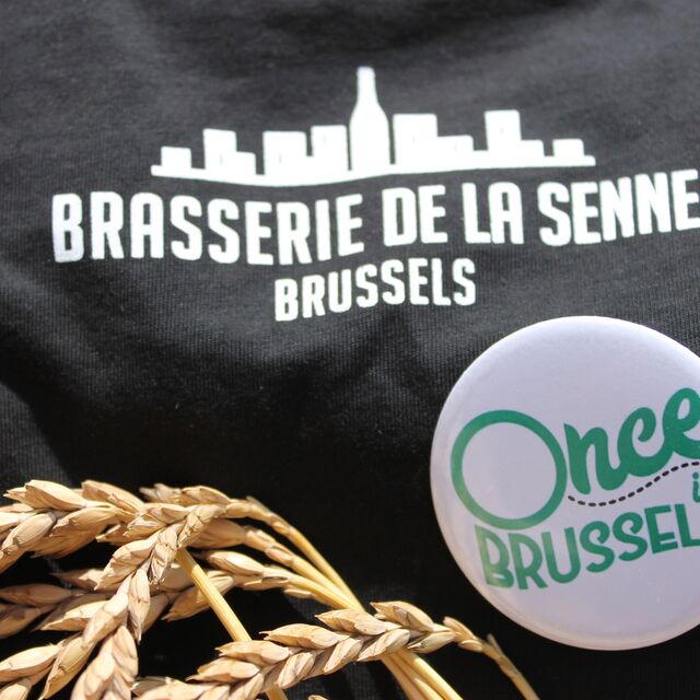 Discover La Senne brewery :: © Once in Brussels
