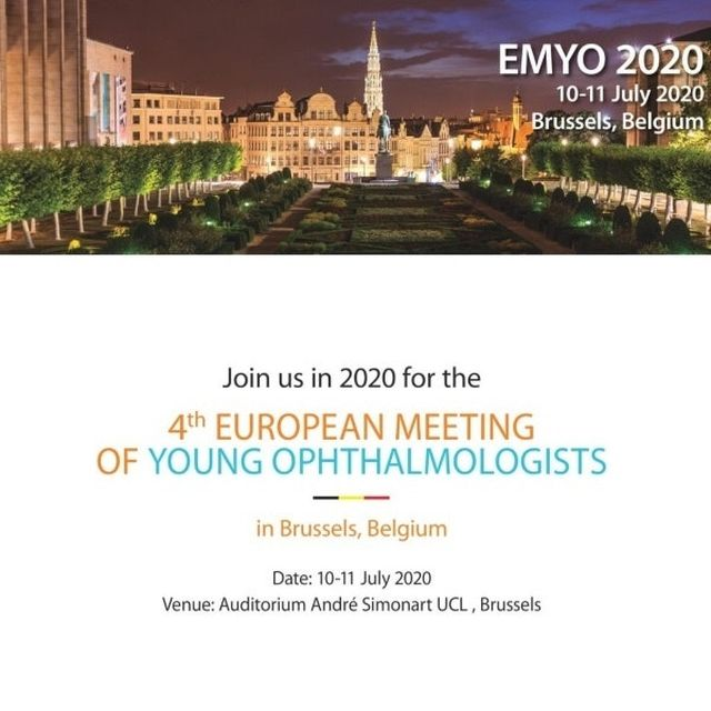 EMYO 2020 - European Meeting of Young Ophthalmologists :: © © EMYO 2020