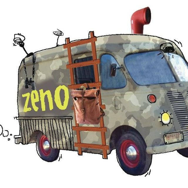 On the road with Zeno:  play tour (9-12 years old)