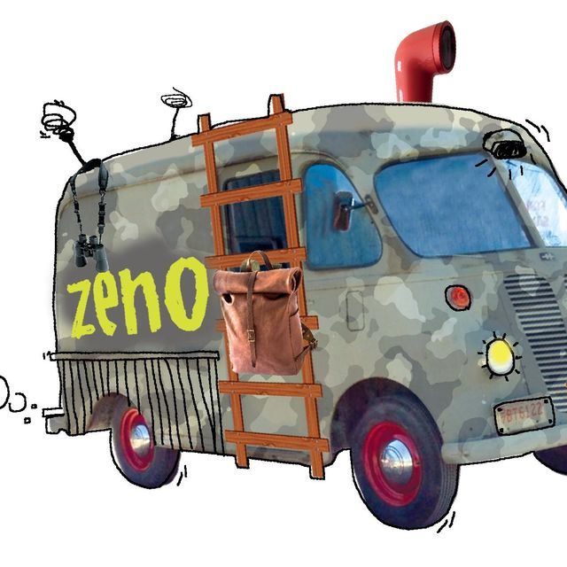 On the road with Zeno