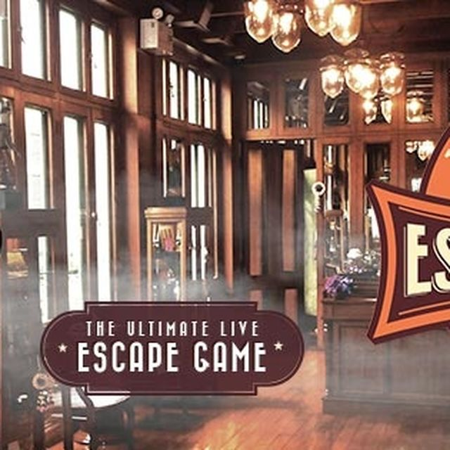 Escape  Hunt  Brussels  :  jeux  d'aventure  en  60 minutes chrono!