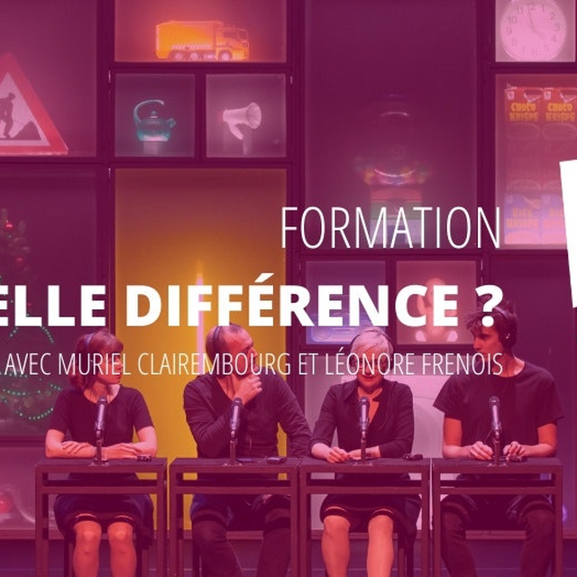 Formation - Quelle différence ?