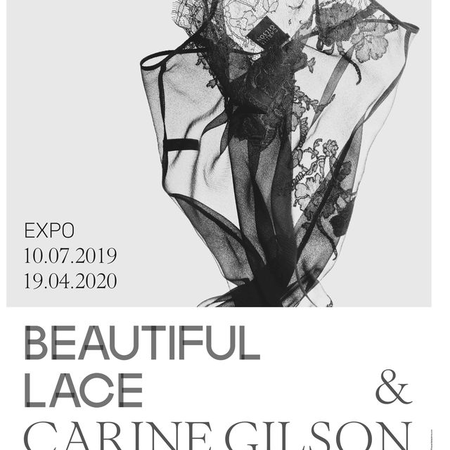 Gratis rondleiding Beautiful Lace & Carine Gilson