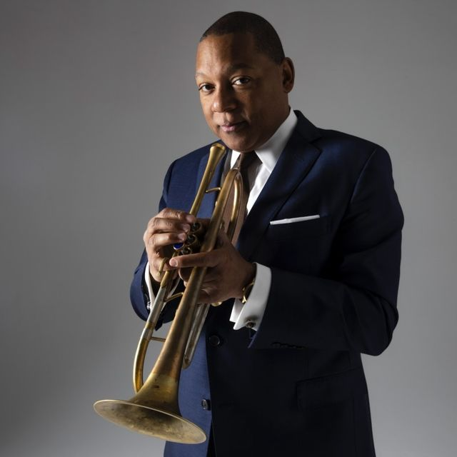 Jazz at Lincoln Center Orchestra with Wynton Marsalis :: © Wynton Marsalis © GR-DR