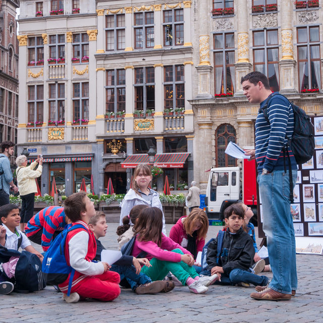 Brussels for kids
