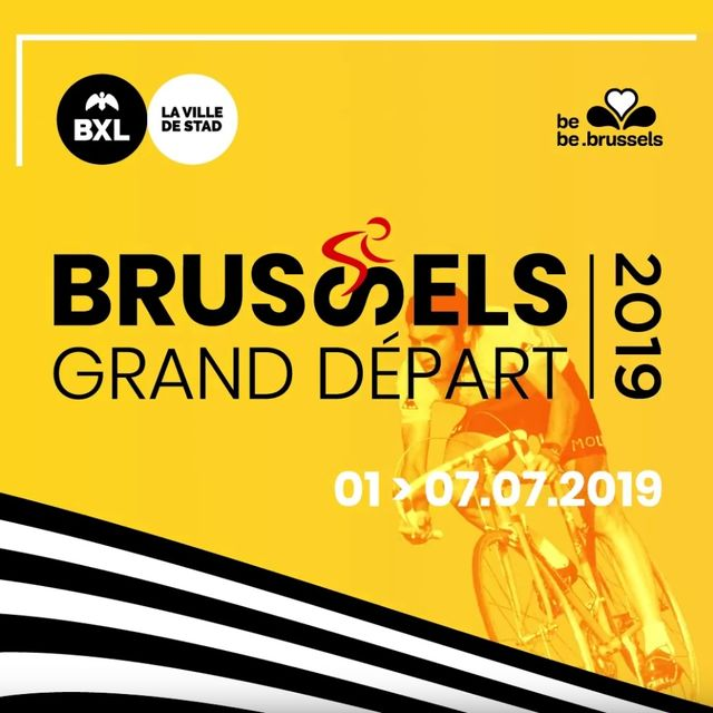 Le Tour -  Brussels Grand Départ